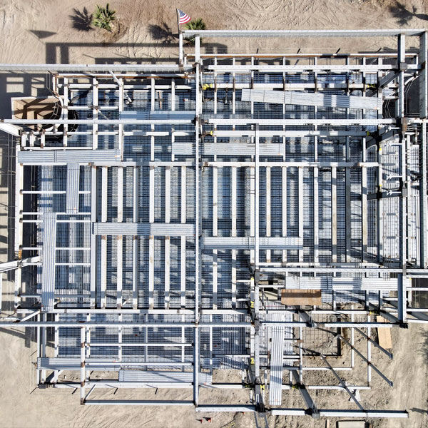 Alpha Branding Marketing drone surveying photography for construction documentation